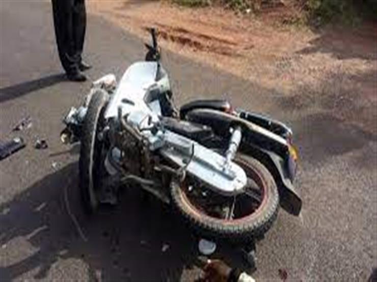 سائق سيارة يدهس قائد دراجة نارية في أكتوبر
