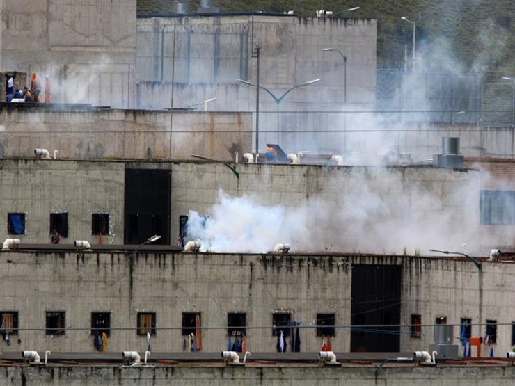 مقتل 21 سجينا خلال أعمال شغب في سجنين بالإكوادور