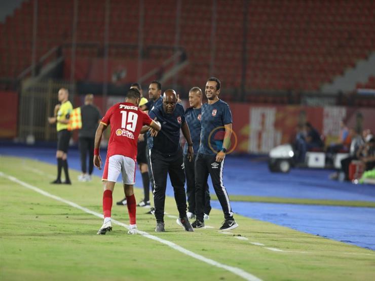 موسيماني: محبط من نفسي ومن اللاعبين.. الدوري لم يعد في أيدينا بالكامل