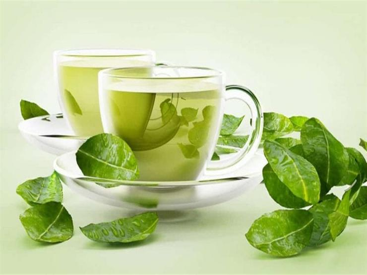 5 فوائد صحية لشرب الشاي الأخضر يوميا