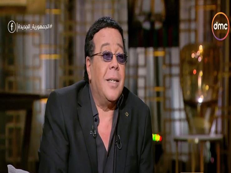 """أحمد آدم: """"سمير غانم كان بيقول جُمل كوميدية ميعملهاش غير عبقري"""""""