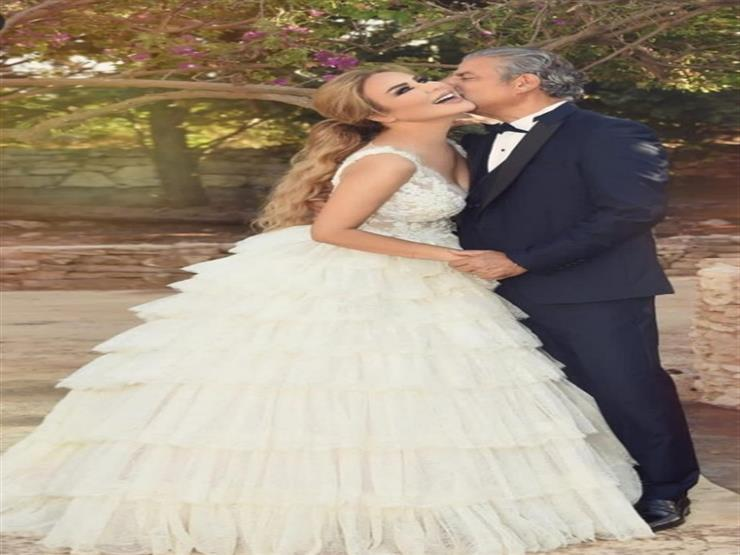 أول تعليق من رولا سعد بعد حفل زفافها (صور)