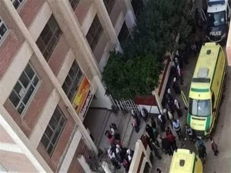وفاة طالبة داخل لجنة الثانوية العامة بامتحان الفيزياء في المنوفية