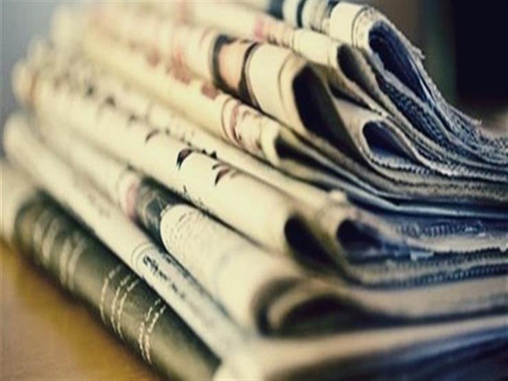 تفقد السيسي أعمال تطوير المحاور والطرق الجديدة بالإسكندرية يتصدر اهتمامات الصحف