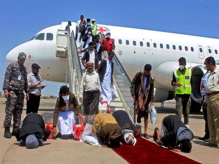 تبادل أسرى بين الحكومة اليمنية والحوثيين لأول مرة منذ شهور