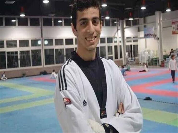 عبد الرحمن وائل يتأهل لربع نهائي التايكوندو بأولمبياد طوكيو 2020