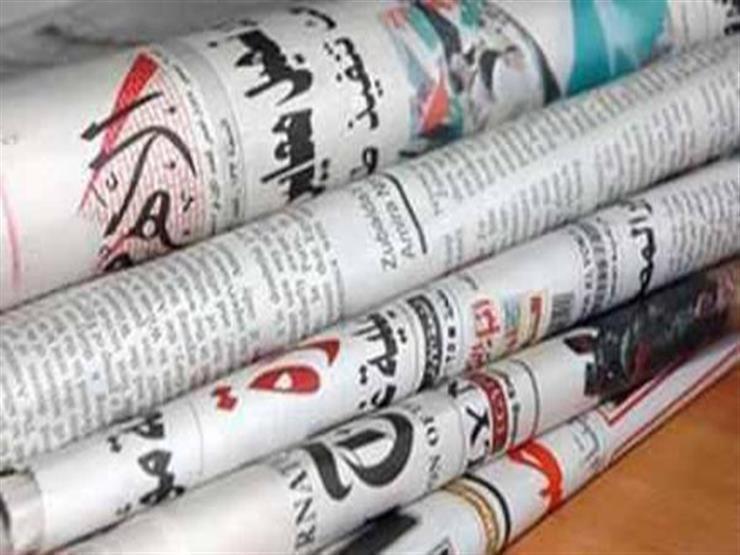 توجيهات السيسي بترميم أضرحة آل البيت أبرز عناوين الصحف