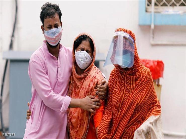 الهند تسجل 39 ألفا و 742 حالة إصابة جديدة بفيروس كورونا