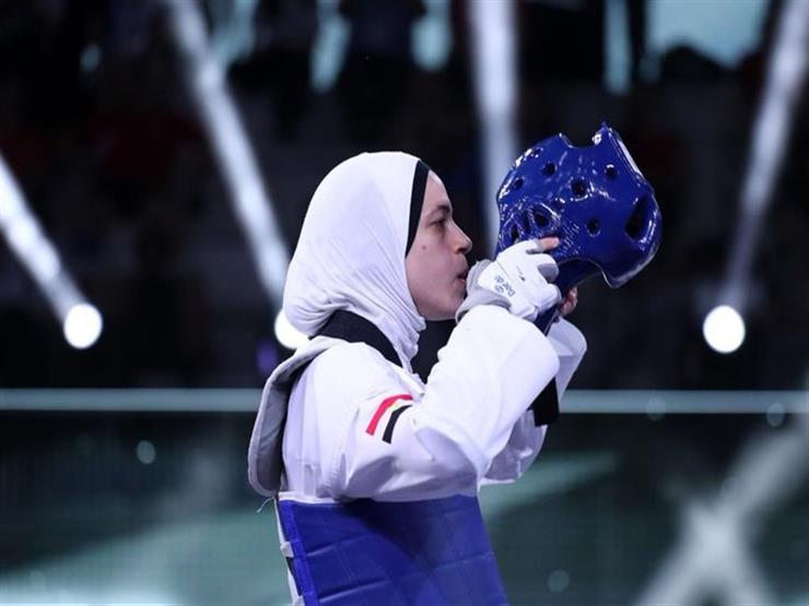 """""""حققت ميداليتين أولمبيتين"""".. من هي هداية ملاك التي كتبت التاريخ في أولمبياد طوكيو؟"""