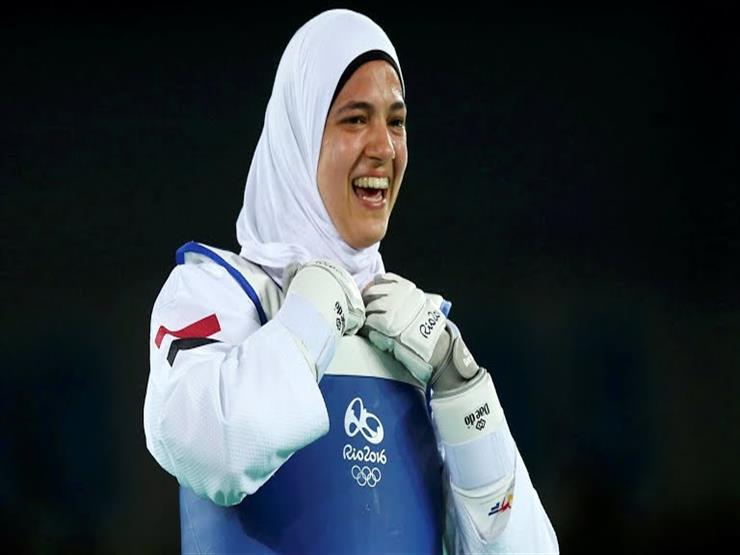 هداية ملاك: أتمنى مقابلة صلاح.. ولعبت تصفيات أولمبياد طوكيو بقدم مصابة