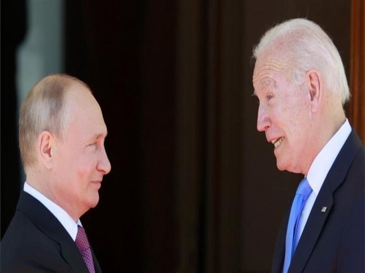 بايدن يتهم بوتين بانتهاك سيادة بلاده ونشر معلومات مضللة