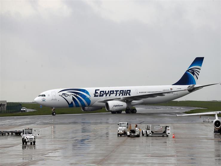 اليوم.. مصر للطيران تسير 66 رحلة جوية دولية وداخلية