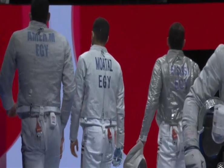 """خسارة مصر أمام كوريا الجنوبية في """"سلاح السابر"""" بالأولمبياد"""