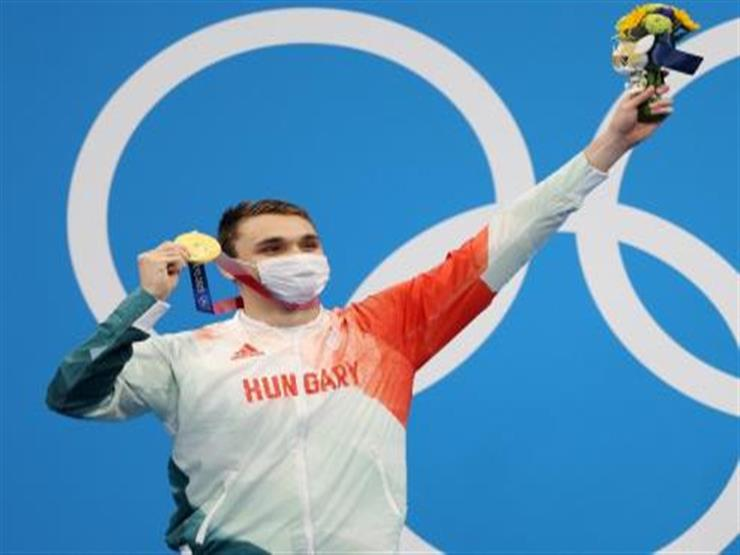 رقم أولمبي جديد يُزين ذهبية ميلاك في 200 متر فراشة