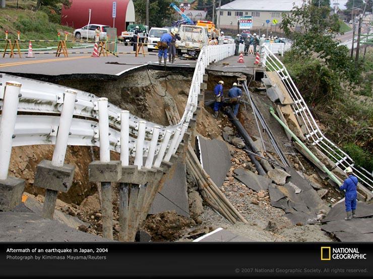 اليابان: توسيع نطاق البحث عن ناجين من الانهيارات الطينية قرب العاصمة طوكيو