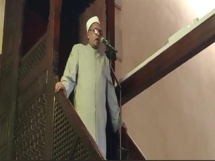 خطيب الجمعة بالأزهر: الإسلام أول من وضع أسس وقواعد التعامل بين بني البشر