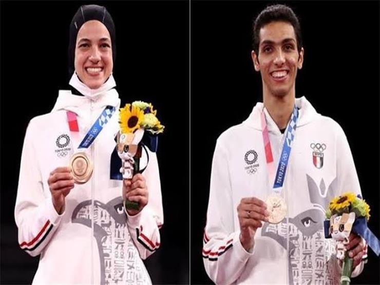 """أول أسبوع.. تعرف على حصيلة """"العرب"""" في أولمبياد طوكيو 2020 (انفوجراف)"""