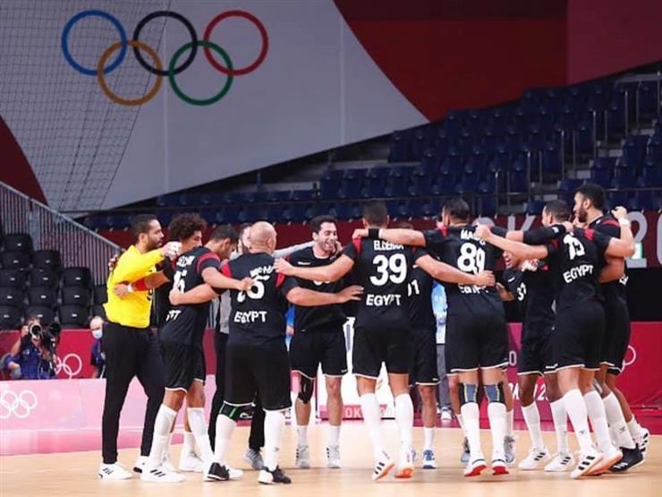 السويد تهزم الدنمارك وتحدد منافس يد مصر في أولمبياد طوكيو