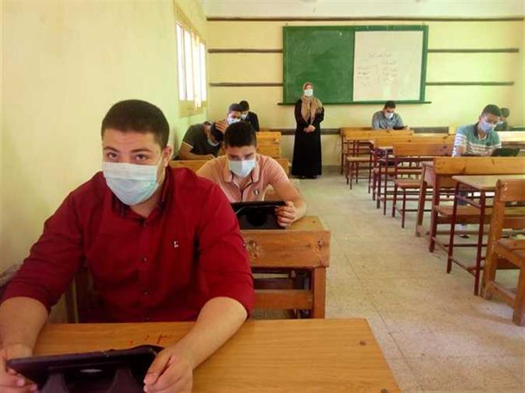 غياب 148 طالبًا عن امتحان الأحياء والاستاتيكا بكفر الشيخ