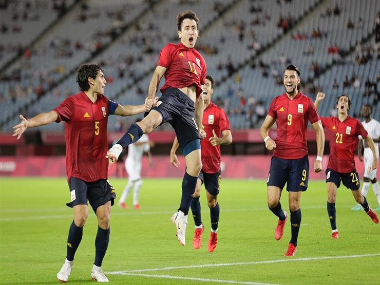إسبانيا تكتسح كوت ديفوار وتتأهل لنصف نهائي الأولمبياد