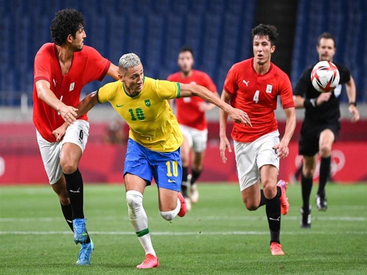 ماذا قالت الصحف البرازيلية بعد الفوز على منتخب مصر بالأولمبياد؟