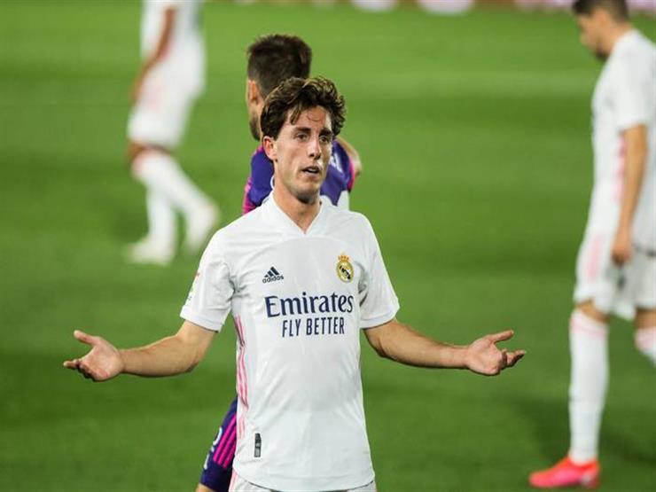 إصابة جديدة بفيروس كورونا في ريال مدريد