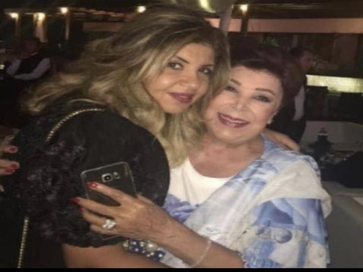بوسي شلبي تحيي الذكرى الأولى لرحيل رجاء الجداوي