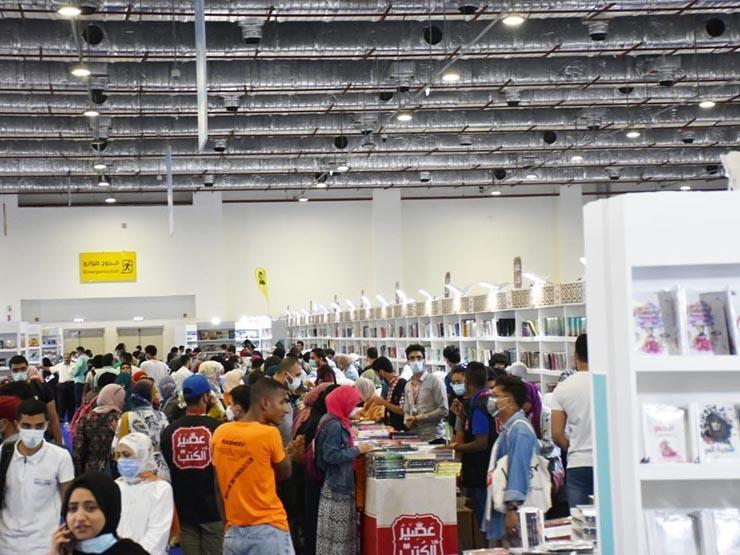 83 ألف زائر في سادس أيام معرض القاهرة الدولي للكتاب