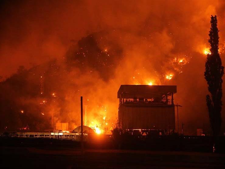 الجزائر: اندلاع حرائق في بلديتين شرق العاصمة
