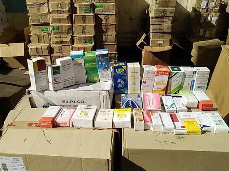 هيئة الدواء: ضبط أدوية مهربة لعلاج الأورام والمناعة بمخزنين بالقاهرة