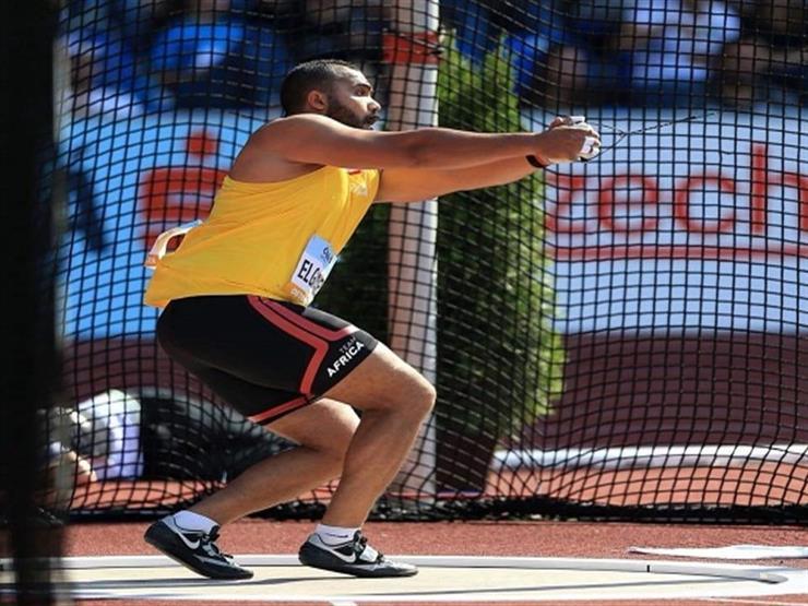 مصطفى الجمل يفشل في التأهل لنهائي رمي المطرقة بأولمبياد طوكيو