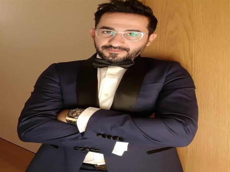 """""""في حتة تانية لوحده"""".. أحمد حلمي ينشر هذا الفيديو لأحمد زكي"""