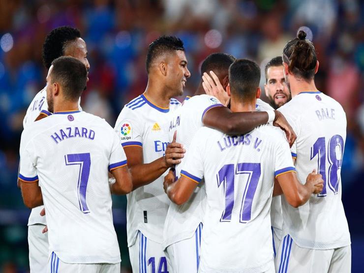 ريال مدريد يفلت من السقوط أمام ليفانتي بتعادل مثير في الليجا
