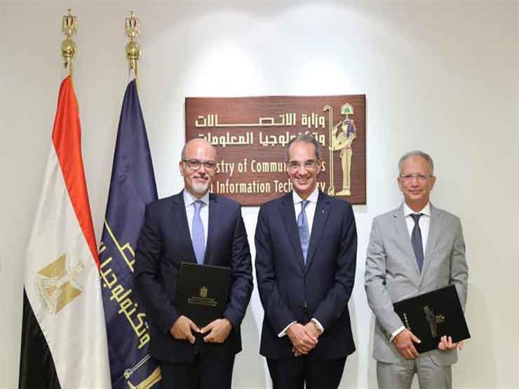 """توقيع اتفاقية بين """"ايتيدا"""" و""""ماجد الفطيم للحلول الشاملة"""" لإنشاء مركز للتعهيد في مصر"""