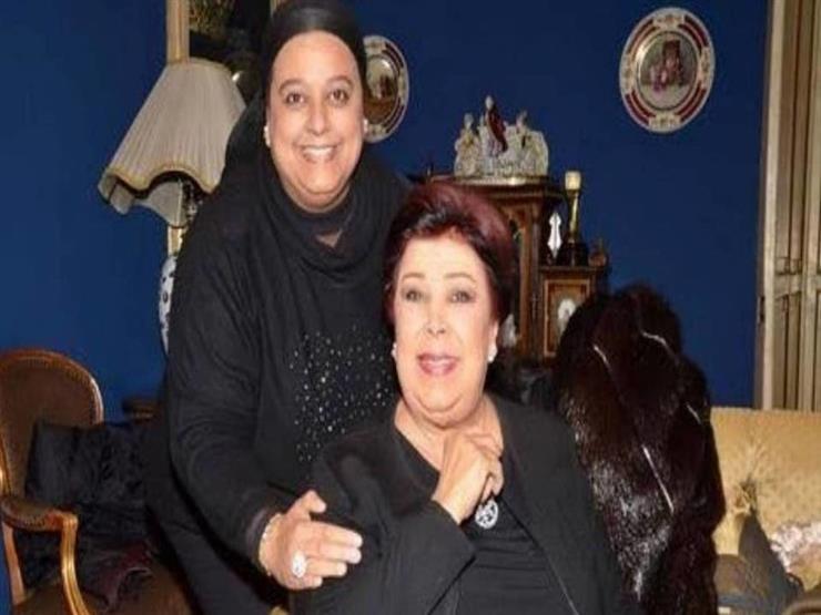"""""""دموعي لم تتوقف"""".. ابنة رجاء الجداوي تشكر عمرو أديب لهذا السبب"""