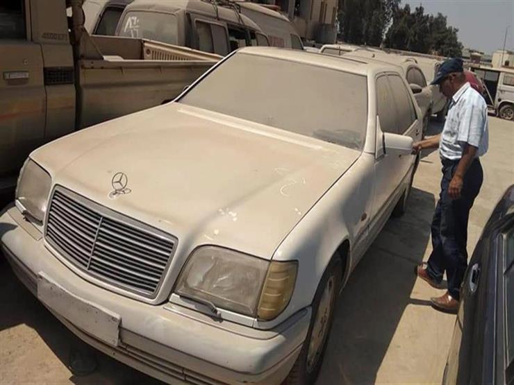 تعرف على طرازات السيارات المطروحة للبيع بمزاد جمارك مطار القاهرة المقبل