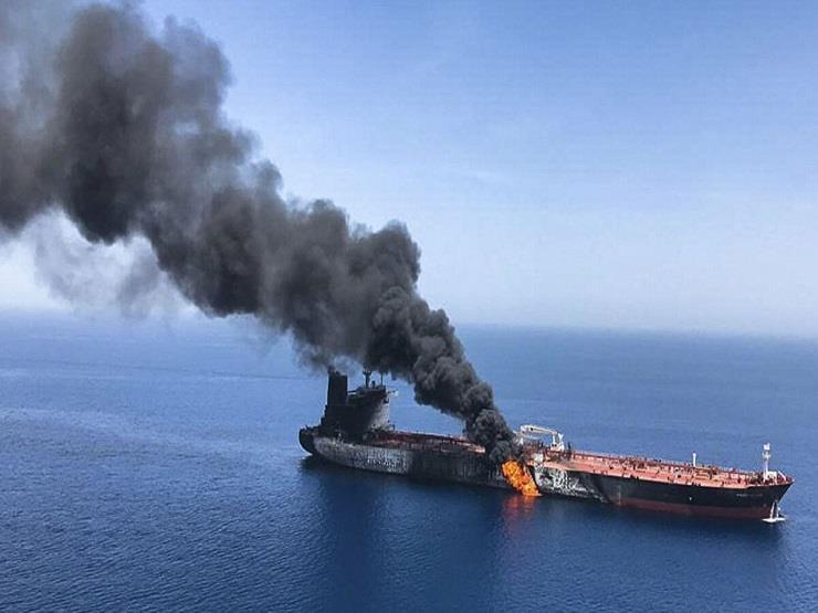 سفن فقدت السيطرة على القيادة ولندن تفتح تحقيقًا.. ماذا حدث في خليج عمان؟