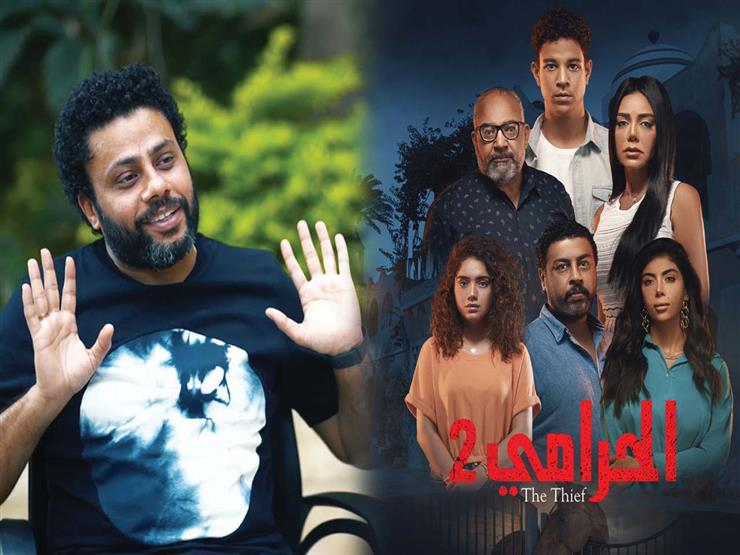"""أحمد فوزي صالح عن """"الحرامي"""": عالم المهمشين يستهويني"""