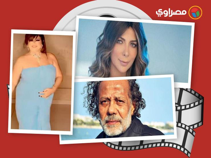 النشرة الفنية  حرق جثمان مخرج وزواج أصالة وفيفي عبده تثير الجدل