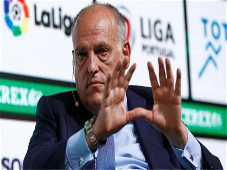 رئيس لا ليجا: تجنب رحيل ميسي عن برشلونة كان ممكنا
