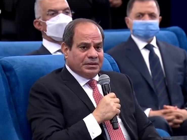 Al-Sisi: By Allah, Marshal Tantawi is innocent of the blood of Maspero events