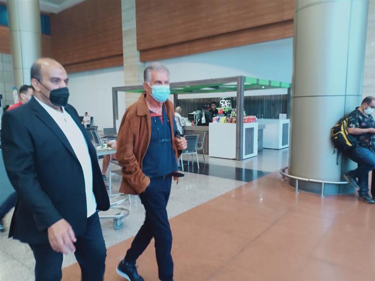 البرتغالي كيروش يصل القاهرة لبدء مهمته مع منتخب مصر