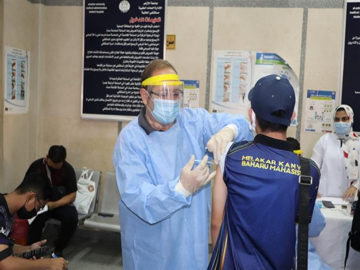 تنبيه مهم من جامعة الأزهر للطلاب بشأن الحصول على لقاح فيروس كورونا