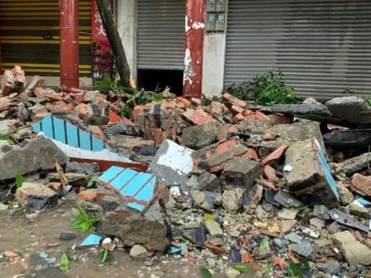 3 قتلى وعشرات الجرحى في زلزال جنوب غرب الصين