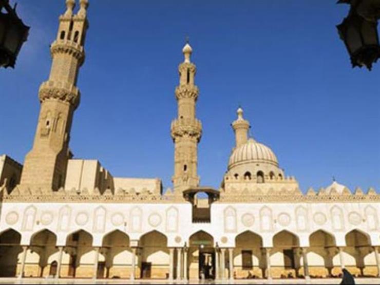 بث مباشر - شعائر صلاة الجمعة من الجامع الأزهر