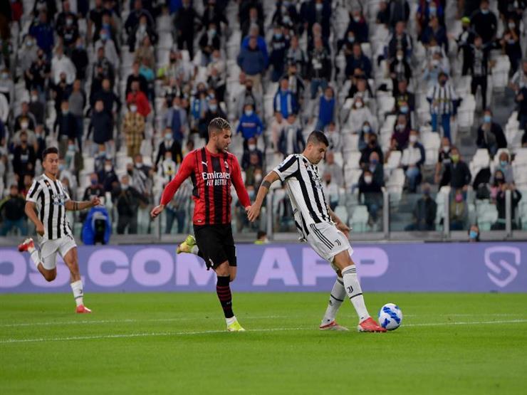 يوفنتوس يواصل نزيف النقاط بتعادل أمام ميلان في قمة إيطاليا