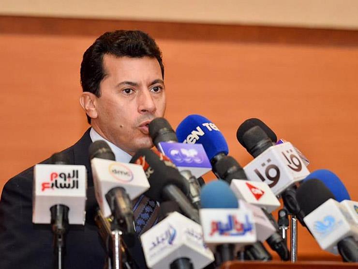 وزير الشباب والرياضة: حريصون على نشر مبادرة بناء الوعي.. ونتصدى للتعصب الكروي