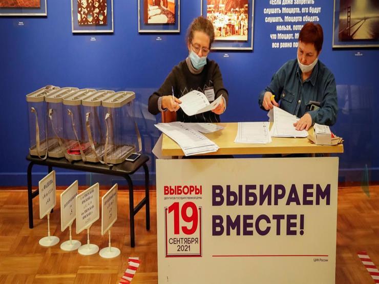 المراقبون والمعارضة في روسيا يطالبان بإبطال نتائج التصويت الإلكتروني