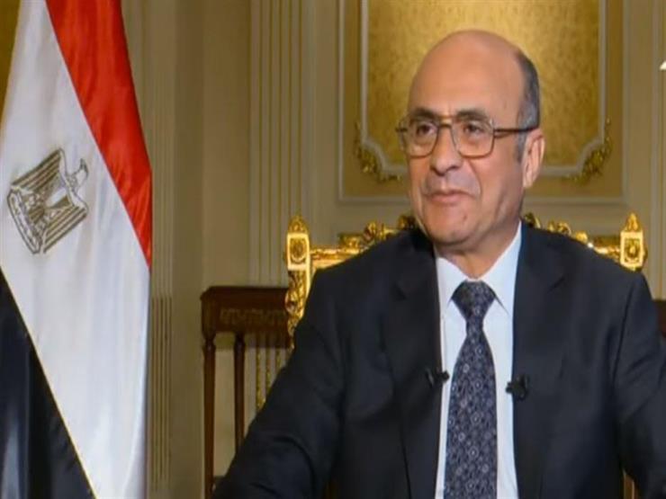 وزير العدل ينعي المشير طنطاوي: كان قائدًا حكيمًا وبطلًا مخلصًا لبلده