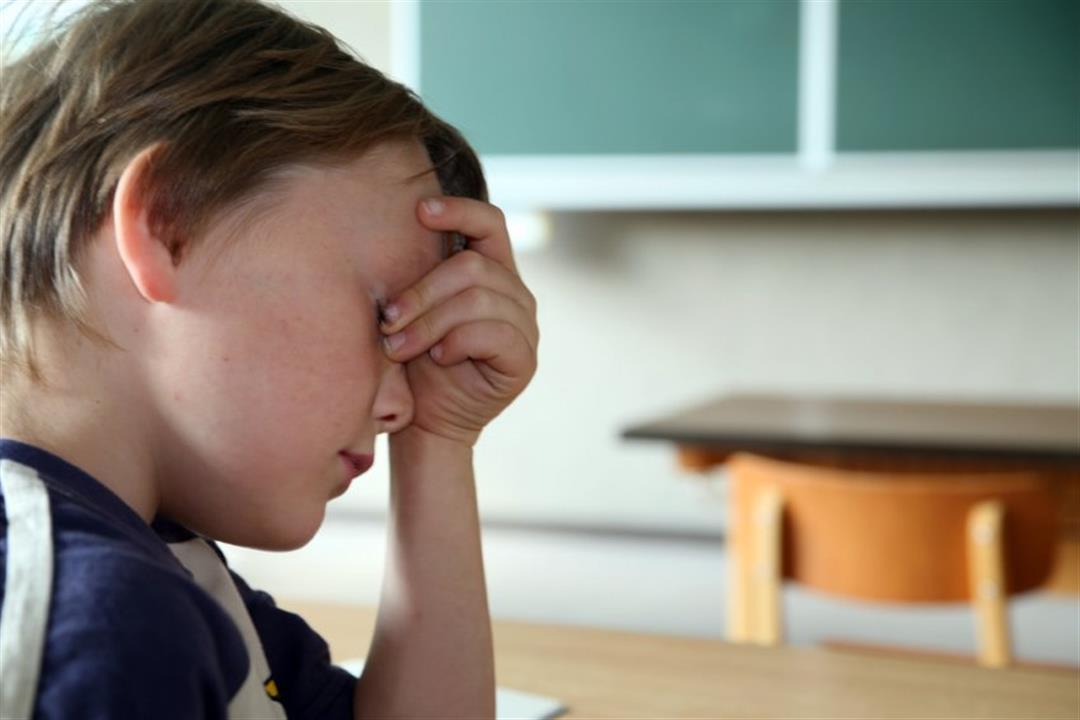 أعراض تكشف شعور طفلِك بالتوتر.. كيف تتعاملين معه؟